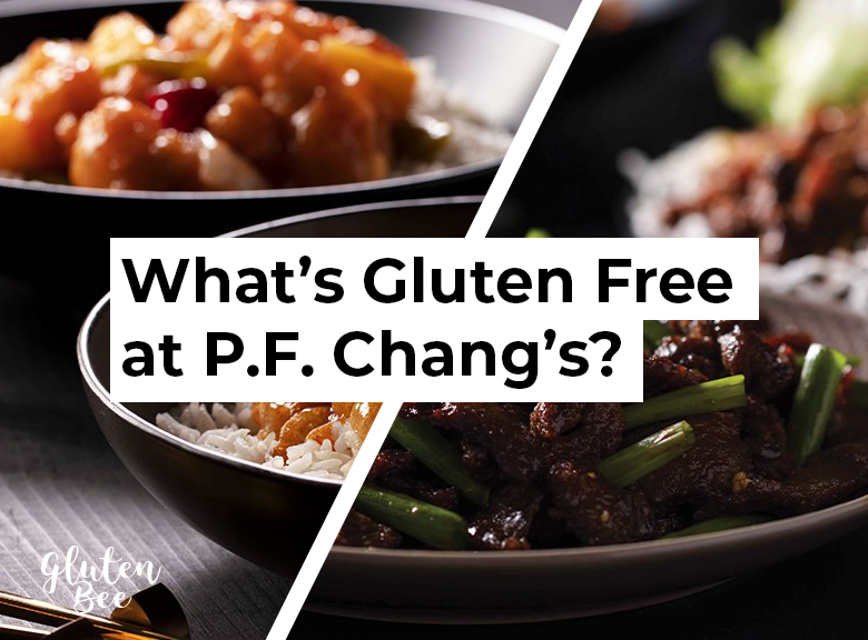 P.F. Chang's Gluten Free Menu Items and Options