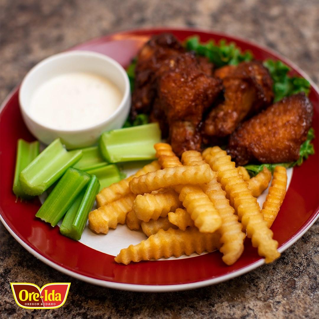 ore-ida crinkle fries