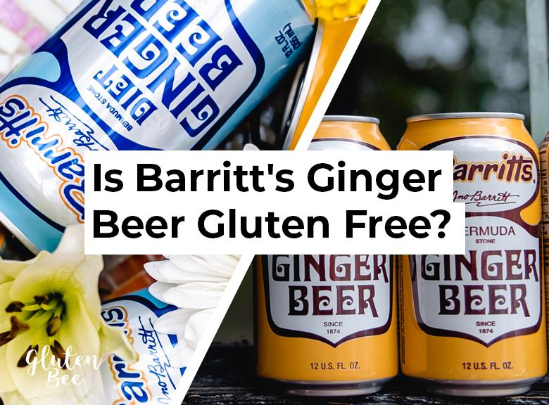 Is Barritt's Ginger Beer Gluten Free?