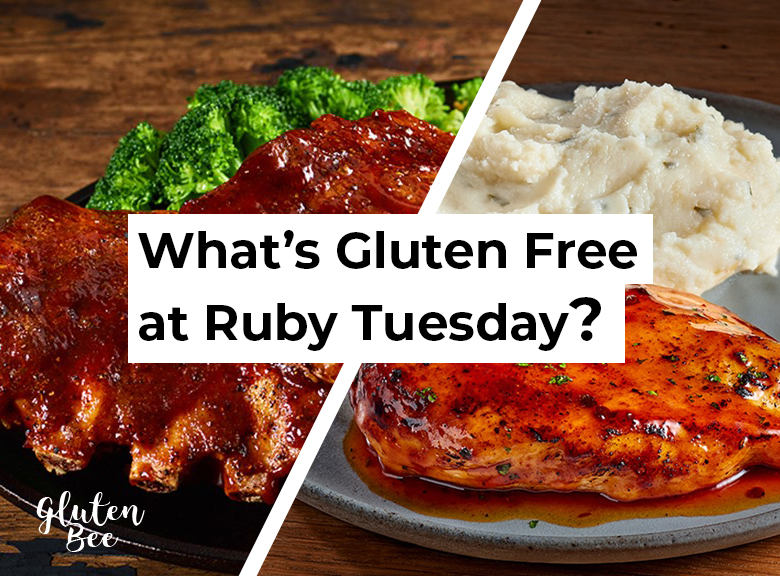 Ruby Tuesday Gluten Free Menu Items and Options