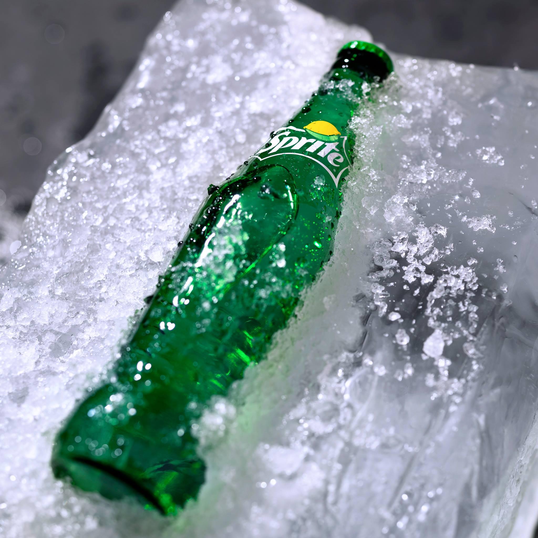 ice cold sprite