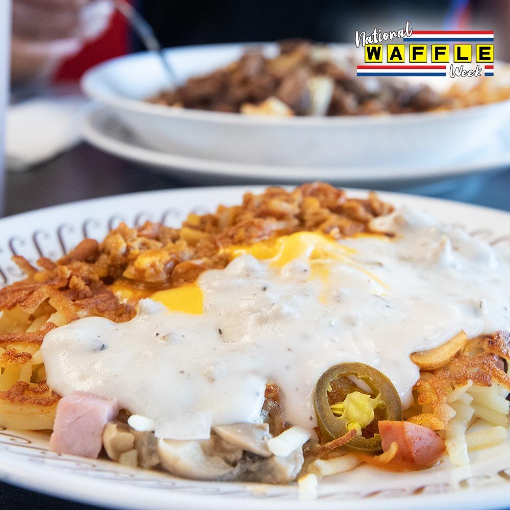 waffle house foods