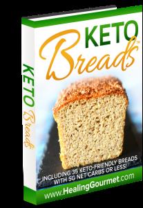 gluten free keto breads book