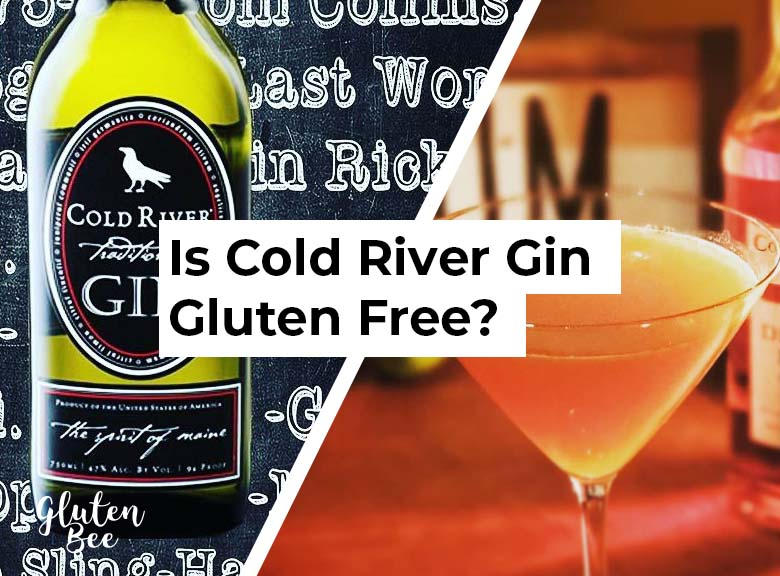 Is Cold River Gin Gluten Free?