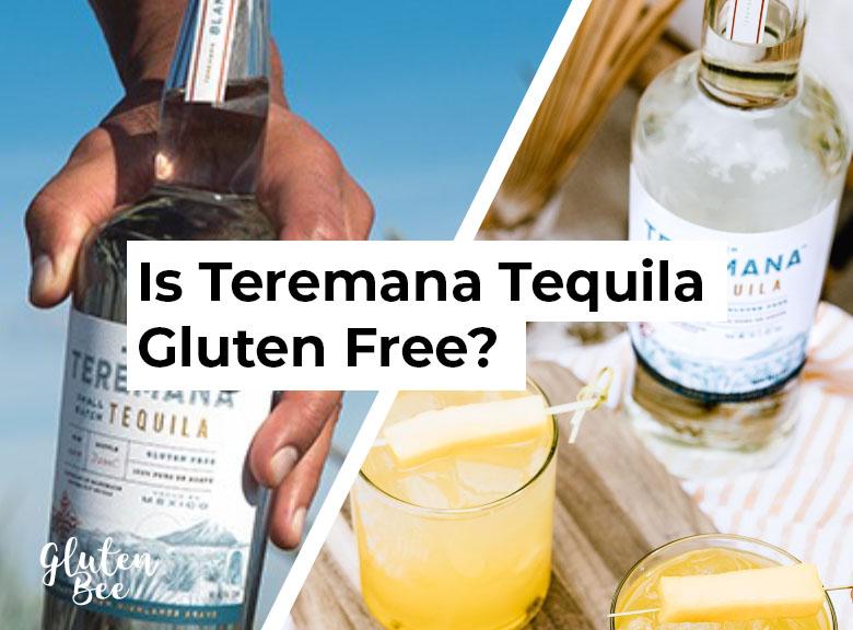 Is Teremana Tequila Gluten Free?