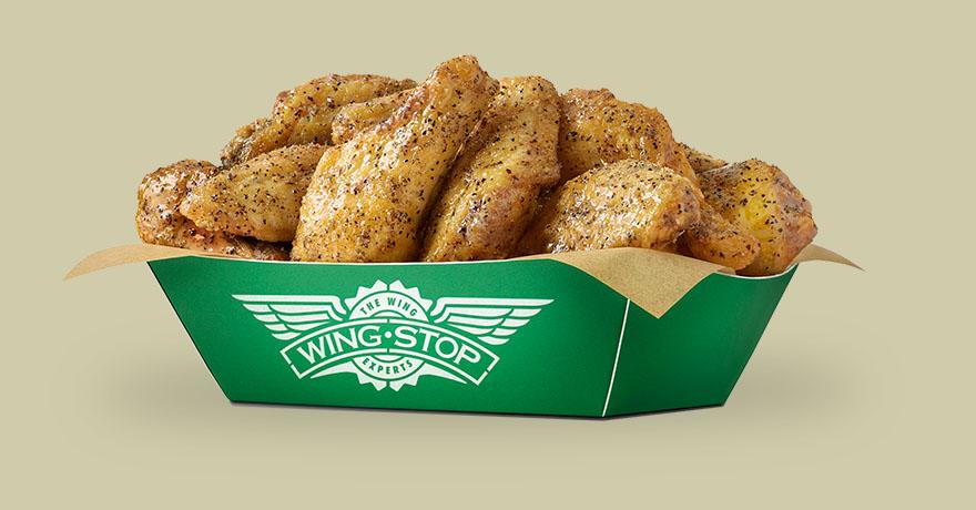 wingstop lemon pepper bone in wings