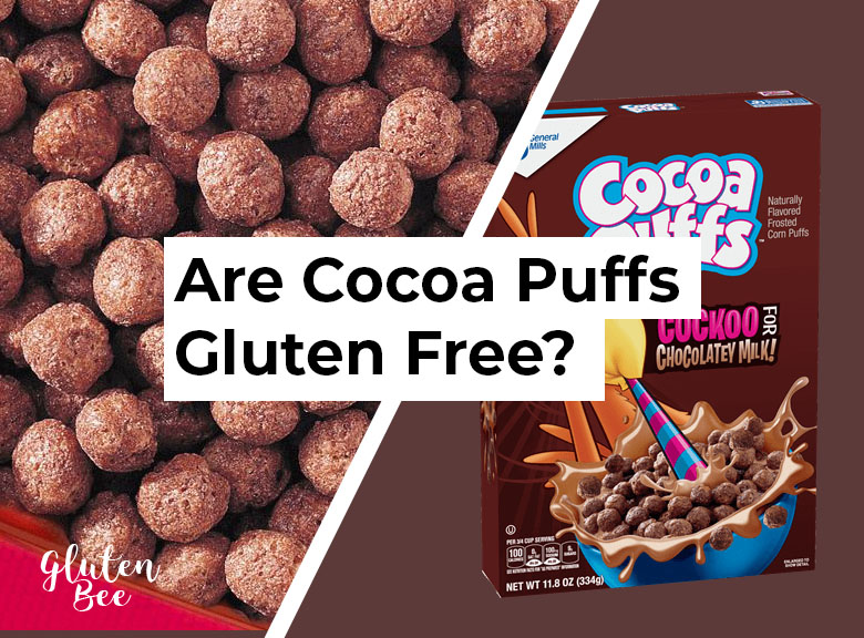 Are Cocoa Puffs Gluten Free?