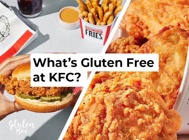 KFC Gluten Free Menu Items and Options