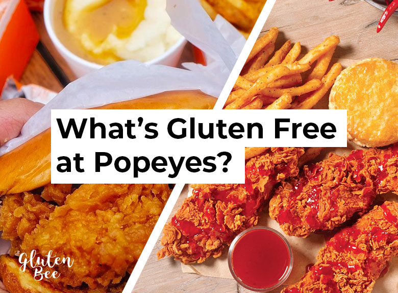 Popeyes Gluten Free Menu Items and Options
